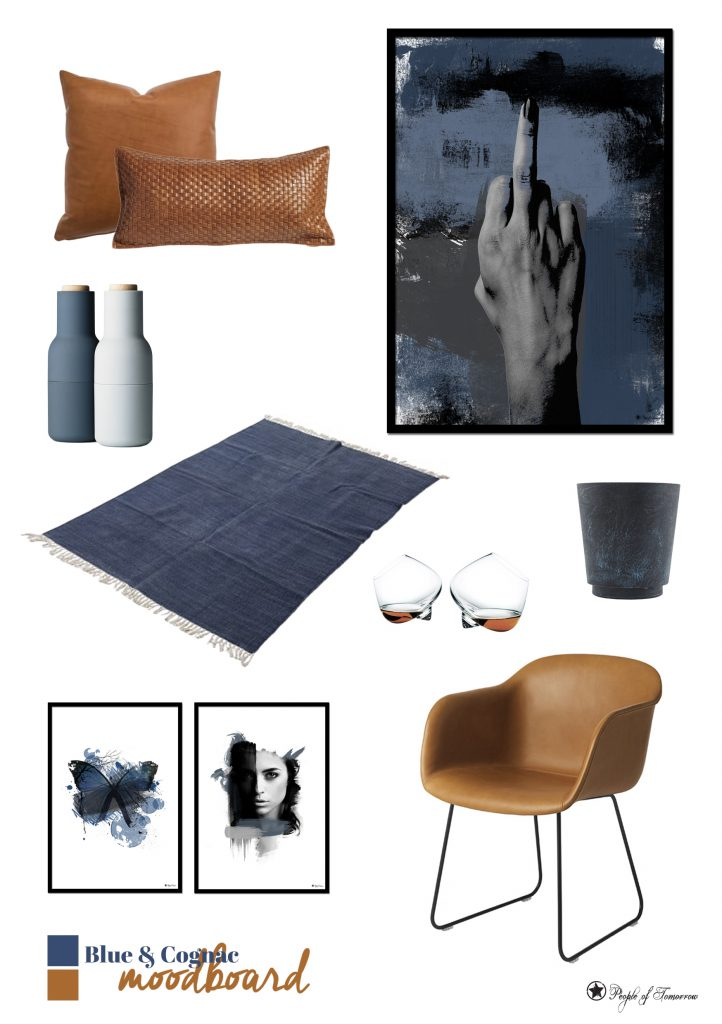 People of Tomorrow | The Blog | 8 cognac chairs
