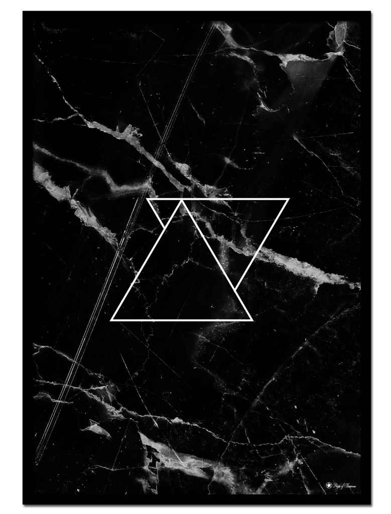 black marble poster 5 sizes posters amp wall art