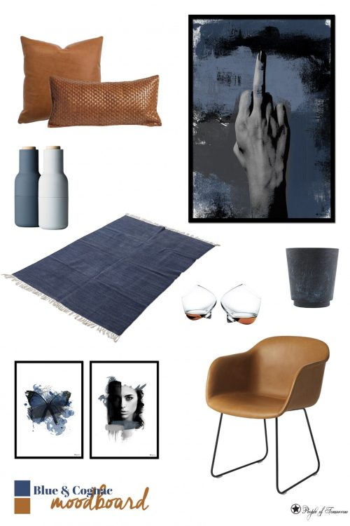 Moodboard  A moodboard is a creative collection of inspiration. We create collages with different interior styles to set the mood together with our posters & art prints. Get inspired by our moodboards, and shop the prints to with your style!